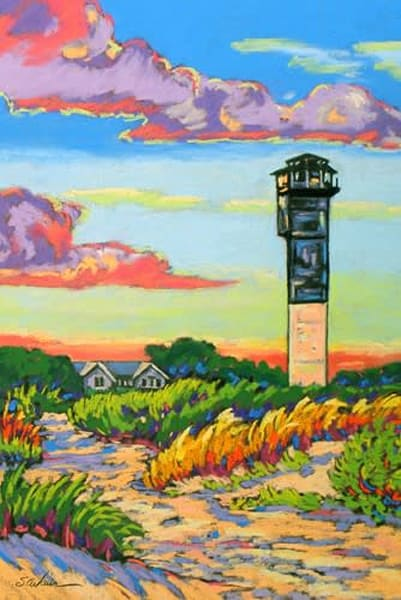 Sullivan's Beacon Art | Sally C. Evans Fine Art