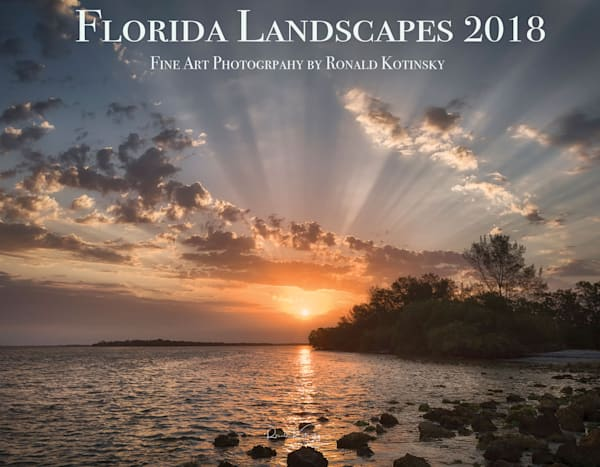 2018 Ronald Kotinsky Fine Art Calendar