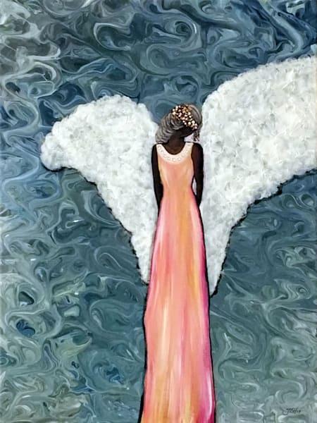 Angel In Memoriam Art for Sale