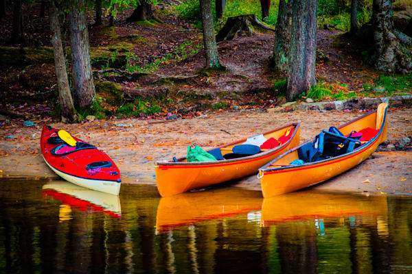 Lake Saranac Boating Fine Art Photograph | JustBob Images