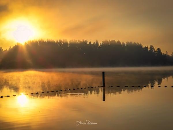 Long Lake reflection