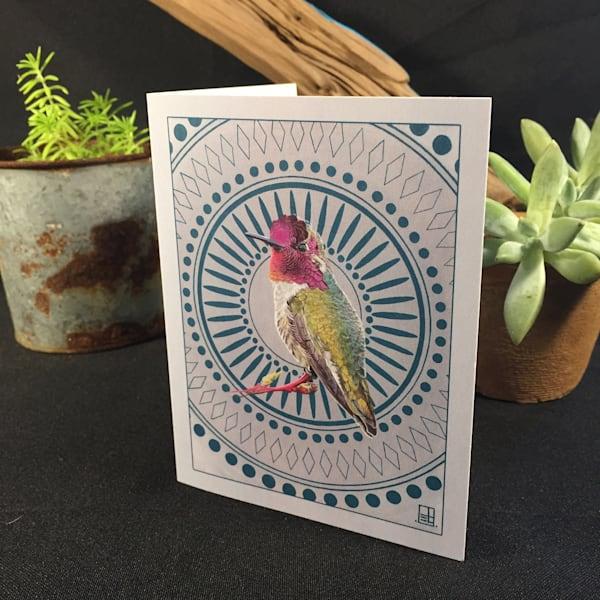 Radial Nectar Card