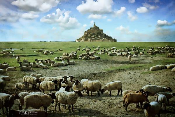 Mont Saint Michel 3 Photography Art | Images2Impact