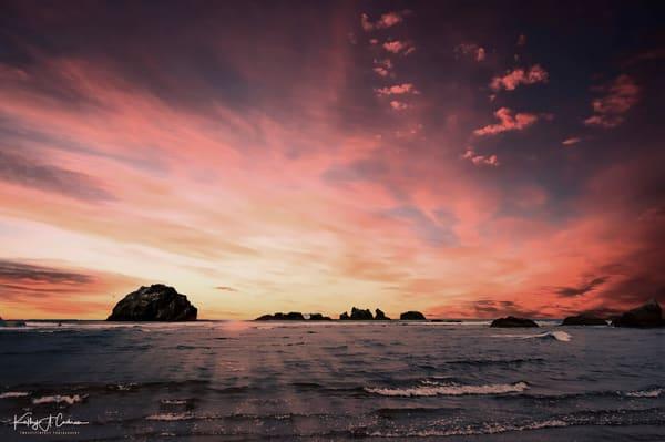 Bandon Sunset Photography Art | Images2Impact