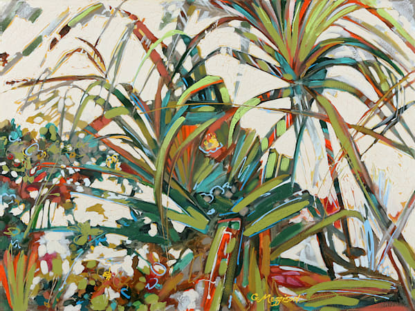 Tropical Color 2 | Contemporary Landscapes | Gordon Meggison IV