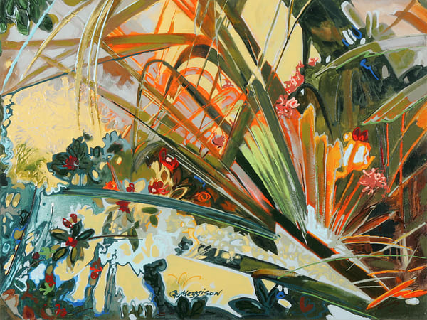 Tropical Color 1 | Contemporary Landscapes | Gordon Meggison IV
