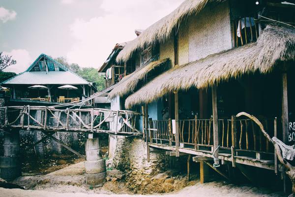 Java Sea Hut