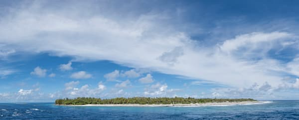 Rangiroa Atoll Pano, French Polynesia