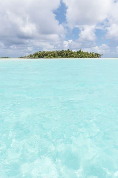 Blue Lagoon Tropical Island, French Polynesia