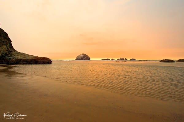 Golden Tide Photography Art | Images2Impact