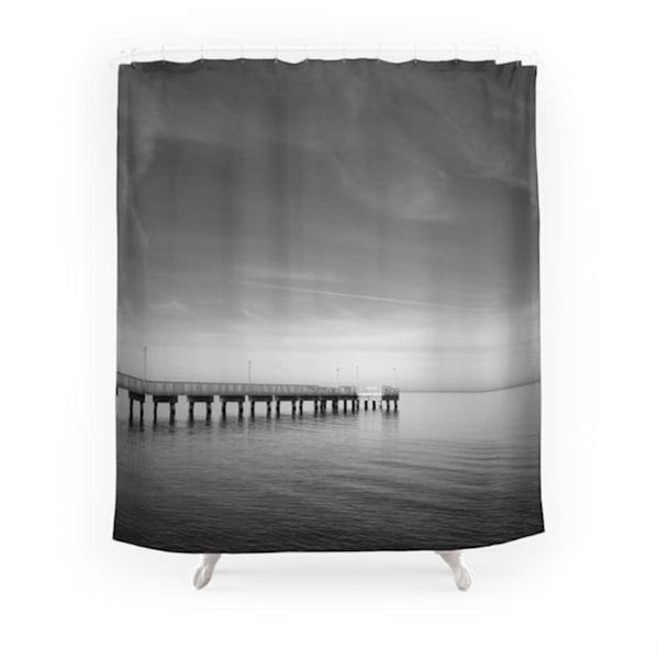 Decorative Bath Accessories: Shower Curtains, Bath mats and more.