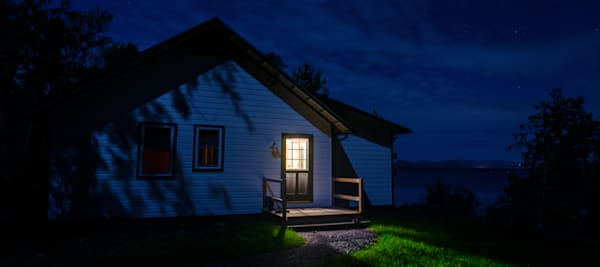 Photography, nocturne, vermont, new england, nightscape