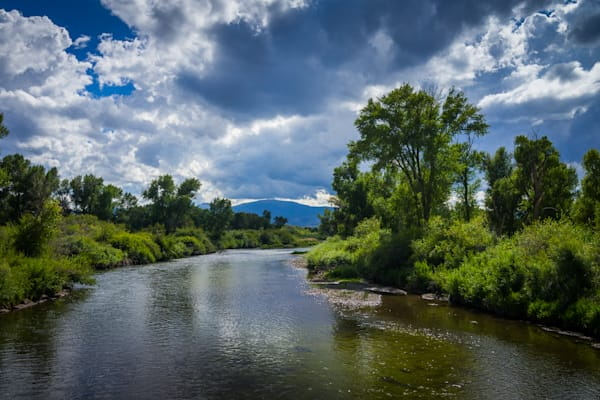 photography, landscape, colorado, Rio Grande, San Luis Valley, Summer