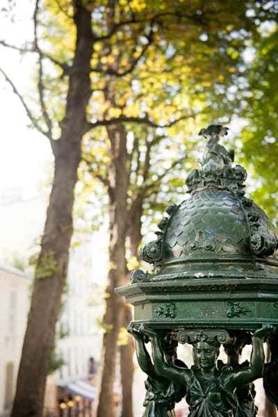 Water Fountain Art | AngsanaSeeds Photography