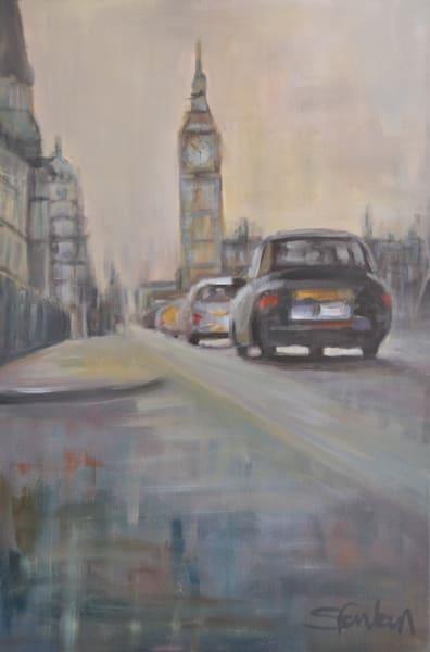Big Ben Art | Atelier Steph Fonteyn
