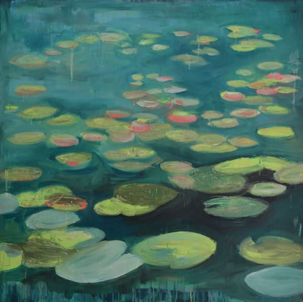 Everglades Original Painting by Steph Fonteyn