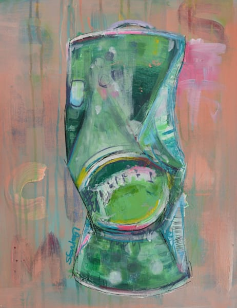 Quenched Still Life Art by Steph Fonteyn