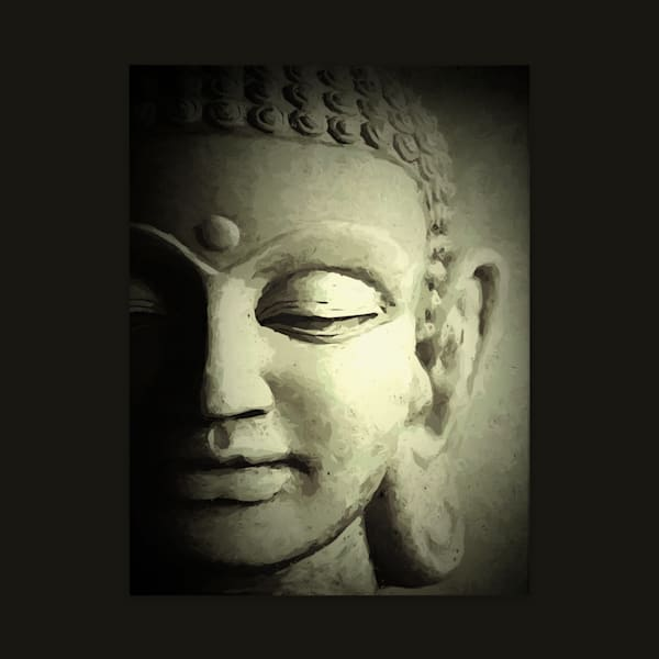 Buddha-art paintings & photographs for sale | Grimalkin Studio