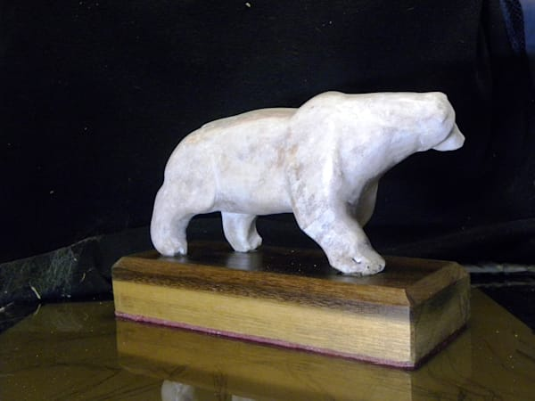 Grizzly Texada Marble Art by galleryondogwood