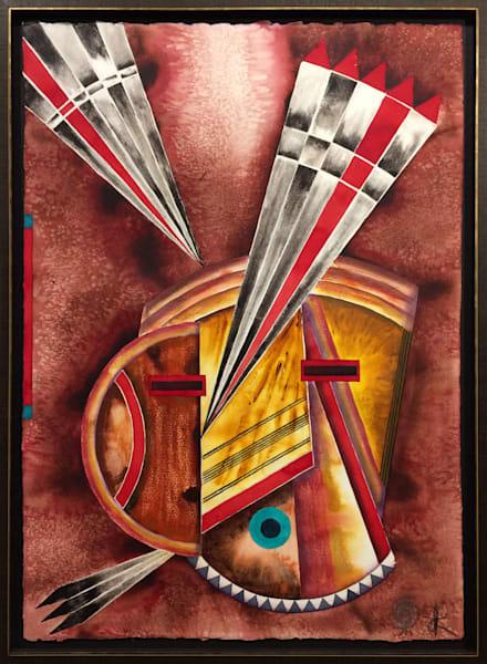 Born Of The Moon   The Shamans Journey Series Art | farahnheight