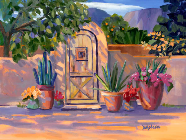 Russell's Gate | Southwest Art Gallery Tucson | Madaras