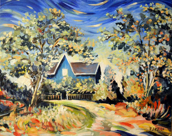 Owen Sound Art | kamelifineart