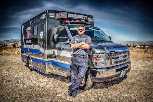 Chris - Community Ambulance