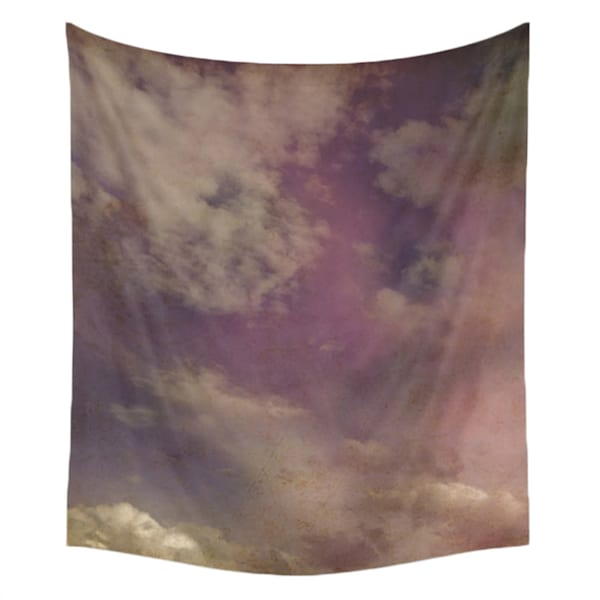 Abstract Clouds Wall Tapestries