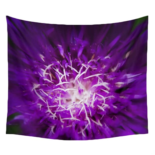 Abstract Flower Wall Tapestries