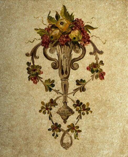 Flower Crest Art | markderaudartist