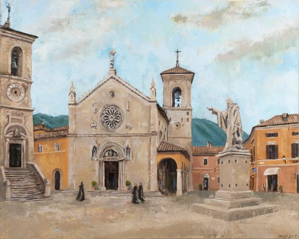 Church-Architecture-paintings
