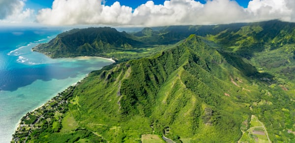 Hawaii Photography | Kualoa to Kahana by Peter Tang