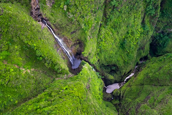 Hawaii Photography | Finding Sacred Falls by Peter Tang
