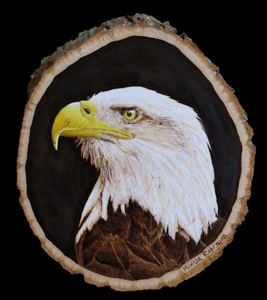 Bald Eagle-Print