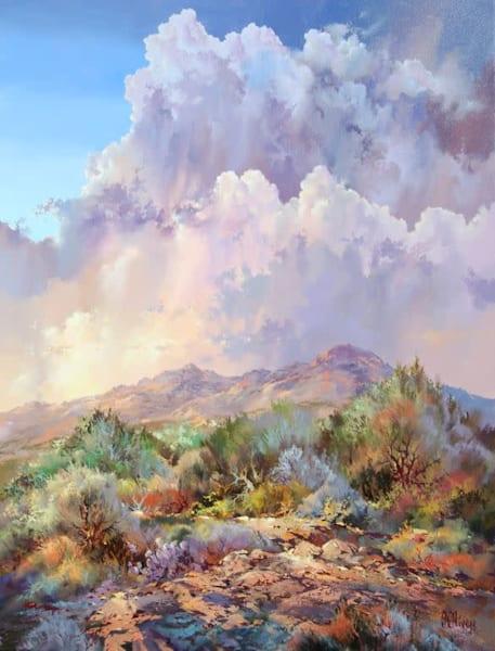 Silent Thunder   Southwest Art   Tucson Art Gallery