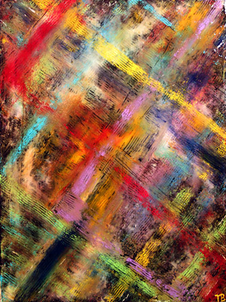 Equipoise|Original painting|Todd Breitling Art|