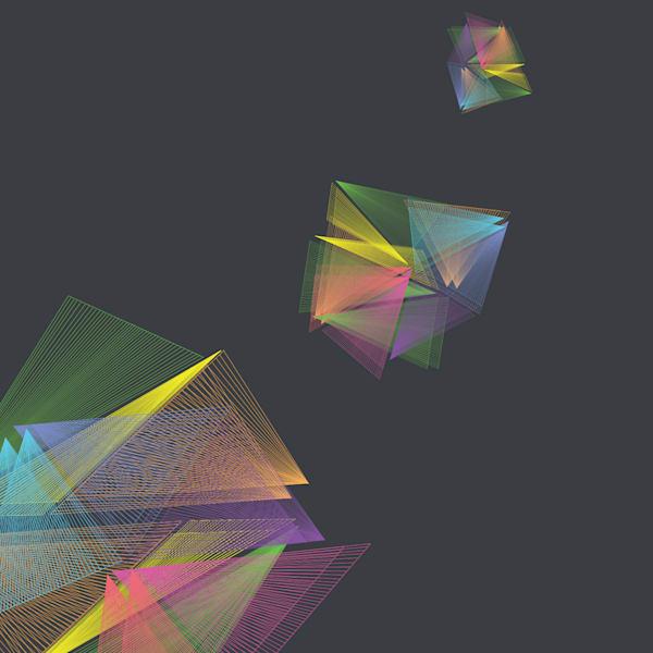 wall art, spectrum, gradient, art, graphic design