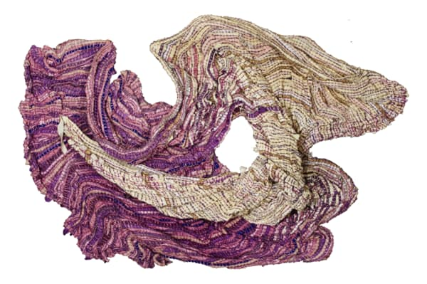 Purchase Hand Woven Textile Sculptural Art by Sandy Cahill