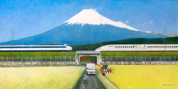 The Shinkansen at Fifty Years Faster and Better - Original
