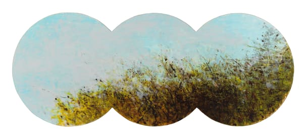 shaped landscape-art, tree branches-art