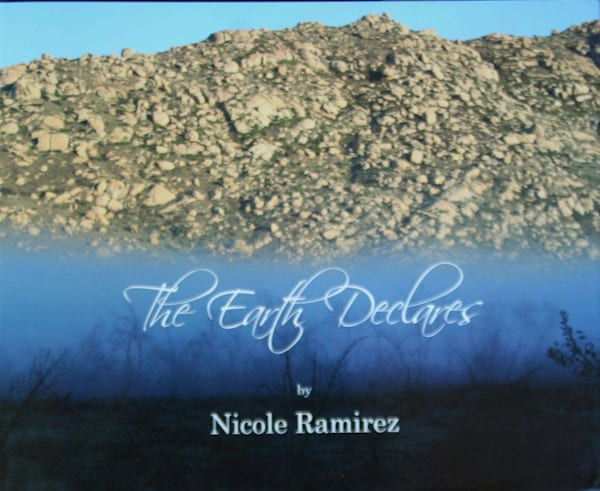 The Earth Declares book by Nicole Ramierez