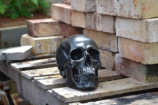 Castiron Skull | Lunarburn Studio llc