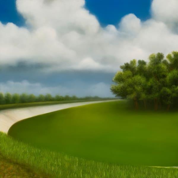 Levee Bend #352 Art | Louise LeBourgeois