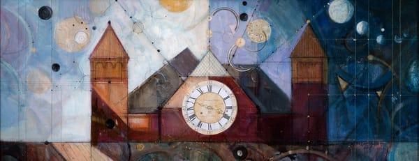Market Clock