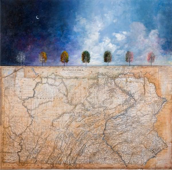 Pennsylvania Art | Freiman Stoltzfus Gallery