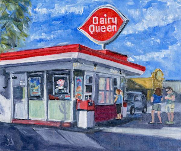 Classic Dairy Queen