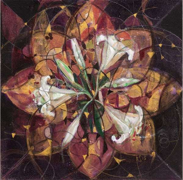 Ecstasy Of The Lilies Art | Freiman Stoltzfus Gallery