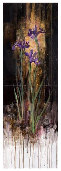 Trio: Irises