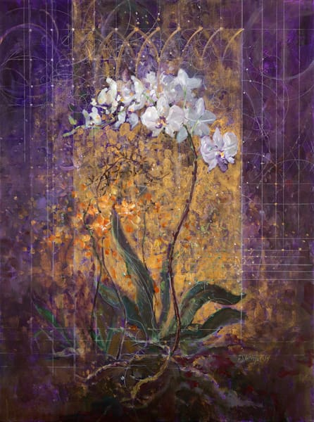 Creation Of The Orchids Art | Freiman Stoltzfus Gallery