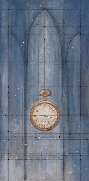 Time Piece; January Art | Freiman Stoltzfus Gallery